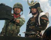 映画「戦国自衛隊」近代兵器全部ぶっ壊されるってさ・・