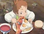 ジブリの映画の食いもんめっちゃ美味そうに見えるけどお前らどれ好き?