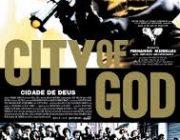 映画のシティ・オブ・ゴッドが今からテレビでやるみたいじゃん!まじ面白いぞ!