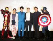 『アベンジャーズ』次回作は「日本をかなりフィーチャー」A・ルッソ監督明かす