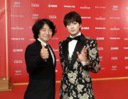 【映画】新田真剣佑、海外映画祭にド派手スーツで初参加 上海のファンが熱烈歓迎