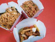 アメリカ映画「食えよ!これ結構美味いんだぜ!」→紙パック入のアジアン料理