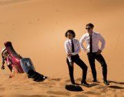 【映画】メン・イン・ブラックが砂漠に不時着 新ビジュアル&予告編公開