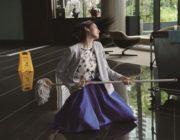【女優】三吉彩花:髪を乱してノリノリでダンス 映画「ダンスウィズミー」ソロダンス収めた映像公開