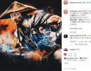【話題】浅野忠信が映画「モータル・コンバット」にライデン役で出演