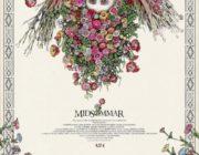 映画ミッドサマーのポスター、日本版が神懸かってると話題に