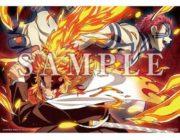 【アニメ】映画『鬼滅の刃』 入場者特典の第2弾公開 煉獄VS猗窩座の死闘描いたイラストカード、28日より配布