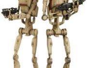 スターウォーズって最初の4~6の頃ドロイドとかいうロボット兵いなかったよね???