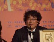 【カンヌ映画祭】最高賞に韓国作品「パラサイト」 韓国人監督、初のパルムドール受賞