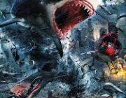 サメに襲われる系の映画で面白いの教えて