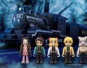【映画】鬼滅の刃 無限列車がプラレールに 禰豆子、煉獄さんも 戦闘シーン再現